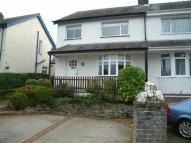 3 bed semi detached home in Cemlyn Park, Penmaenmawr