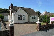 Detached Bungalow for sale in Arfryn, Llandudno