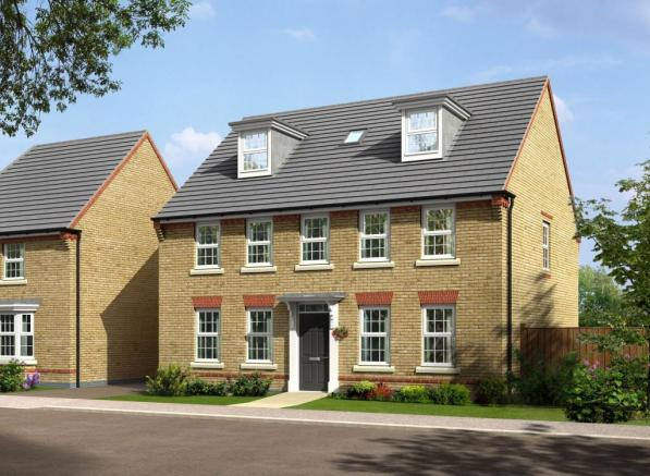 Bedroom Detached House For Sale In Off Haroldgate Whitchurch SY13