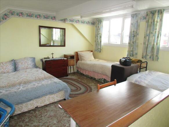 BEDROOM 2/ATTIC ROOM