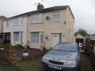 3 bed semi detached home in Third Avenue, Flint, CH6