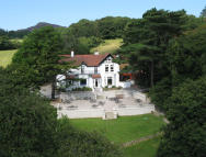 property for sale in Sychnant Pass Country House Hotel, Sychnant Pass Road, Conwy LL32 8BJ