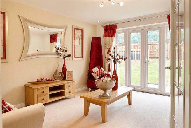 Typical Ardingham home