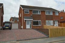 semi detached house for sale in Bryn Awelon, Buckley