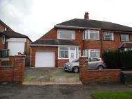 3 bedroom semi detached home in Shaw Road, Thornham