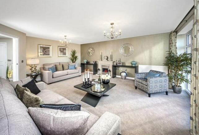 Baldon sitting room