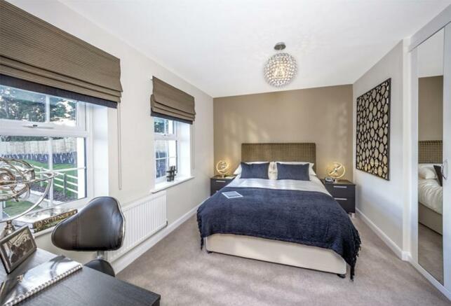 Baldon bedroom