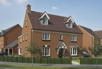 5 bed new house for sale in St. Lukes Road, Doseley...