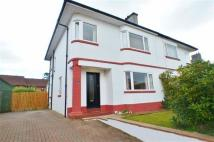 semi detached house for sale in Woodlands Crescent...
