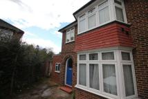 Firs Drive semi detached house to rent