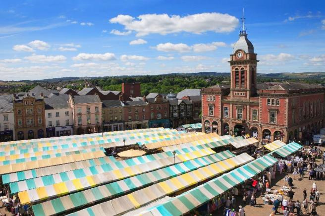 Market Hall & Market
