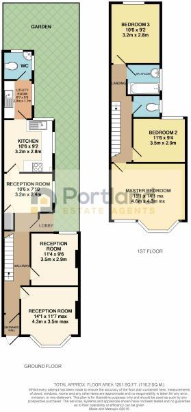 Floor plan whole