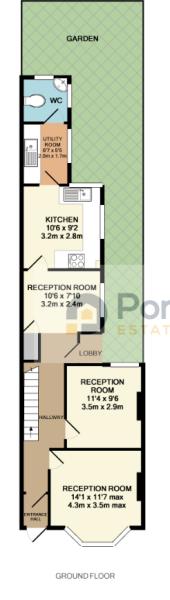 Ground Floor Plan 1
