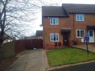 2 bed semi detached home to rent in St Michaels Way...
