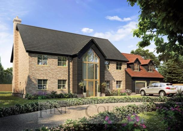 Rightmove New Build Norfolk