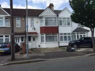 Terraced property in Saltash Road, Ilford...