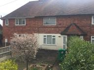 Terraced property in Broxtowe Lane...