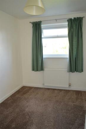 Rear bedroom medium