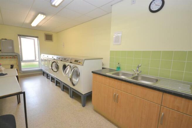 Communual Laundry Room