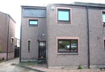 semi detached home for sale in Tayfield Place, Dundee...