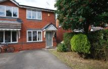 Terraced house to rent in Scholars Close, Saltney...