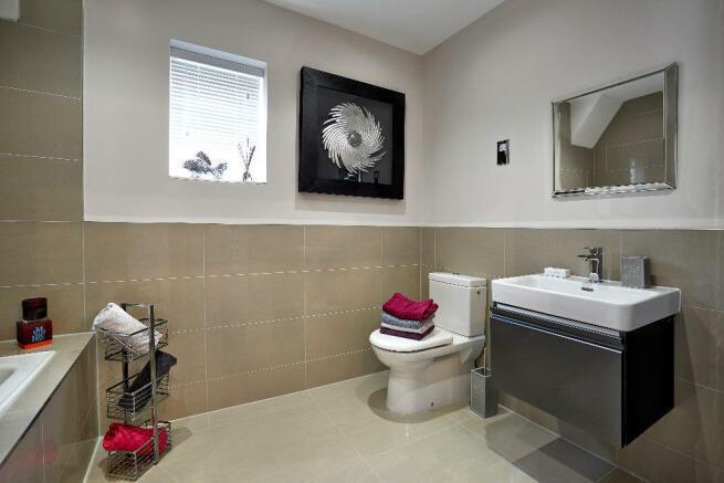 Showhome-bathroom