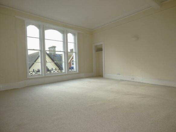 Living room and b...