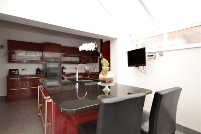 DINING KITCHEN AND F