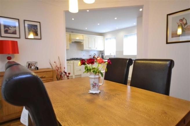 DINING AREA TO KITCH