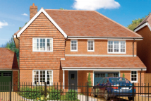 4 bed new house for sale in The Milldown...