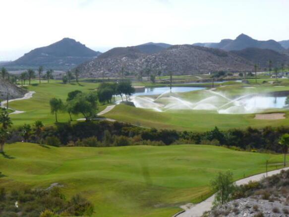 Aguilon Golf Course