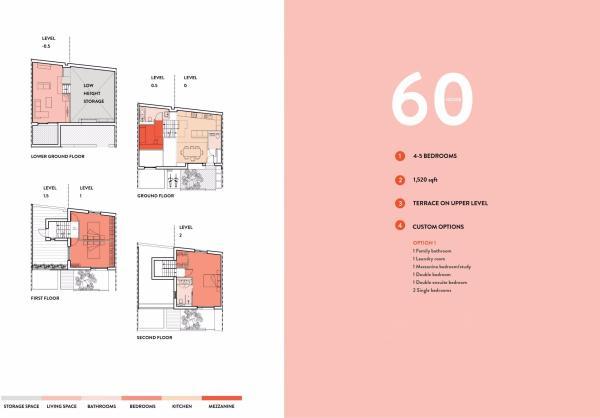 House 60 Floor Plans