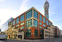 3 bed Flat to rent in Whitfield Street, London...