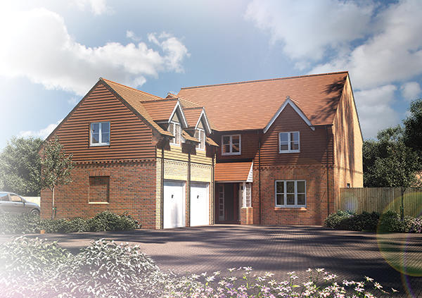 Harwood Place New Homes Development By Bloor Homes
