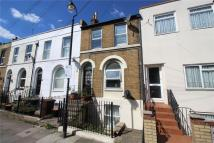 Terraced house in Edwin Street, Gravesend...