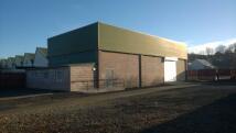 property to rent in Unit 3 Gibson Buildings, Riverside Industrial Estate, Selkirk,TD7 5EQ
