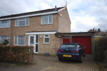 3 bedroom semi detached home in Vauxhall Road...