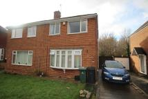 Ings Crescent semi detached house for sale