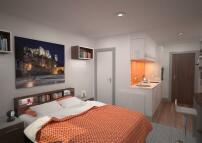 1 bedroom Studio apartment in Gilesgate, Durham...