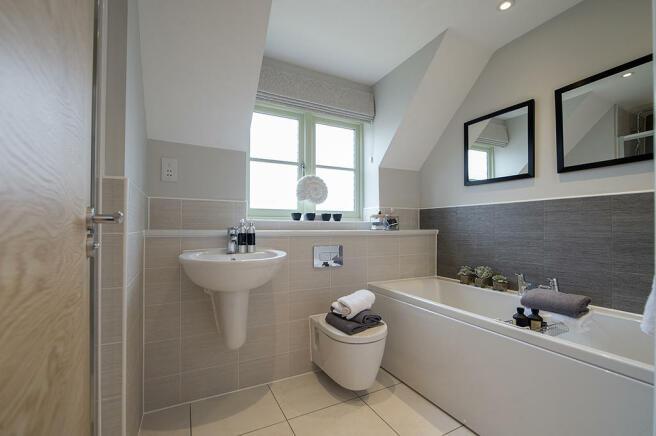 9. Typical Bathroom