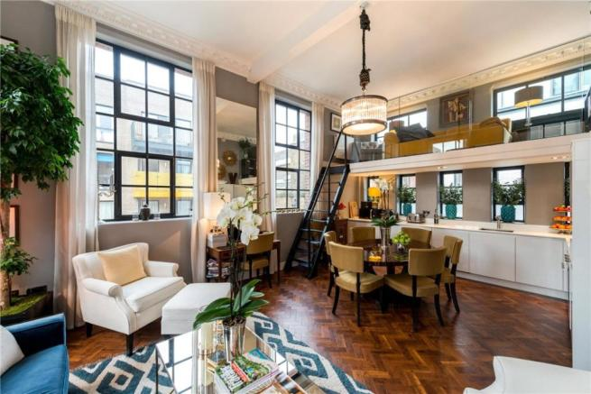 2 bedroom flat for sale in Old Town Hall Apartments, Spa Road ...