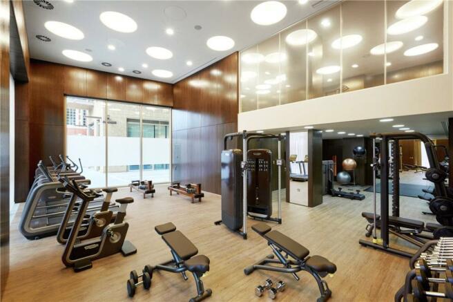 Se1: Gym