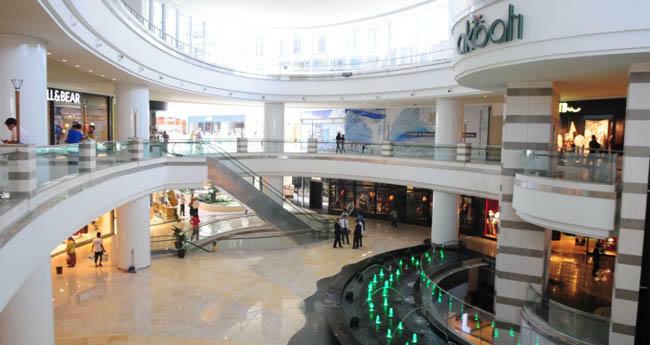 Akbati shopping mall