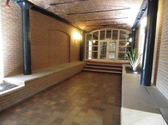 communal corridor