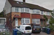 semi detached house to rent in Cockfosters, Barnet, EN4