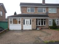 semi detached house in Windrush Drive...