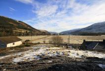 Plot for sale in Lochearnhead, Perthshire...