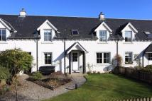 Terraced home for sale in Dalginross, PH6
