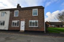 semi detached house for sale in Bell Lane, Rawcliffe...