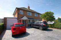 3 bed semi detached home in Audley Road, Alsager
